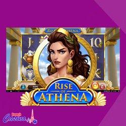 revue rise of athena